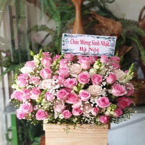 Cửa hàng hoa tươi Cái Bè