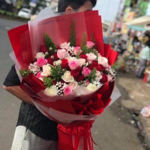 Cửa hàng hoa Gò Công Tây
