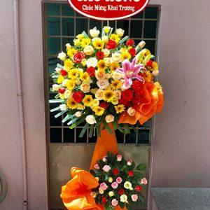 Hoa chia buồn Gò Công Tây