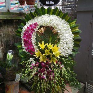 Shop hoa chia buồn Gò Công
