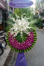 Shop hoa chia buồn Tiền Giang