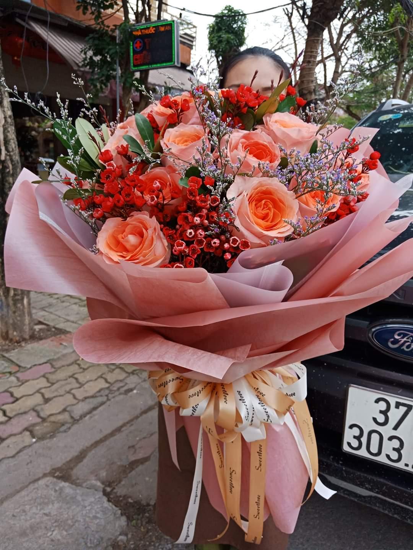 Tiệm hoa tươi Mộc Lan