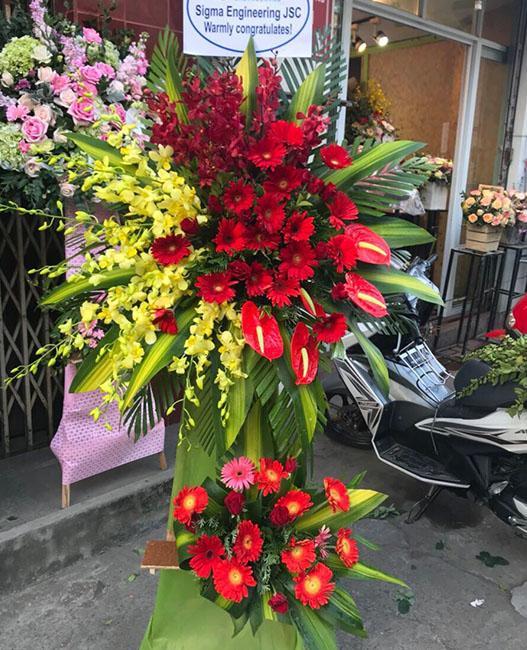 Tiệm hoa tươi Vĩnh Thạnh