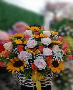 Tiệm hoa tươi Thớt Lại