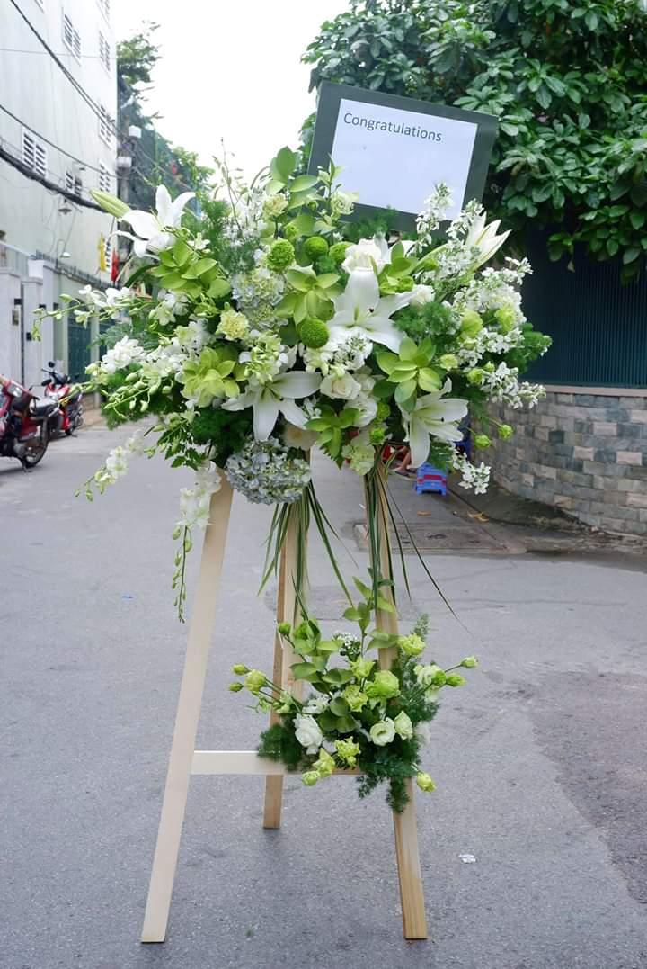Tiệm hoa phong điền
