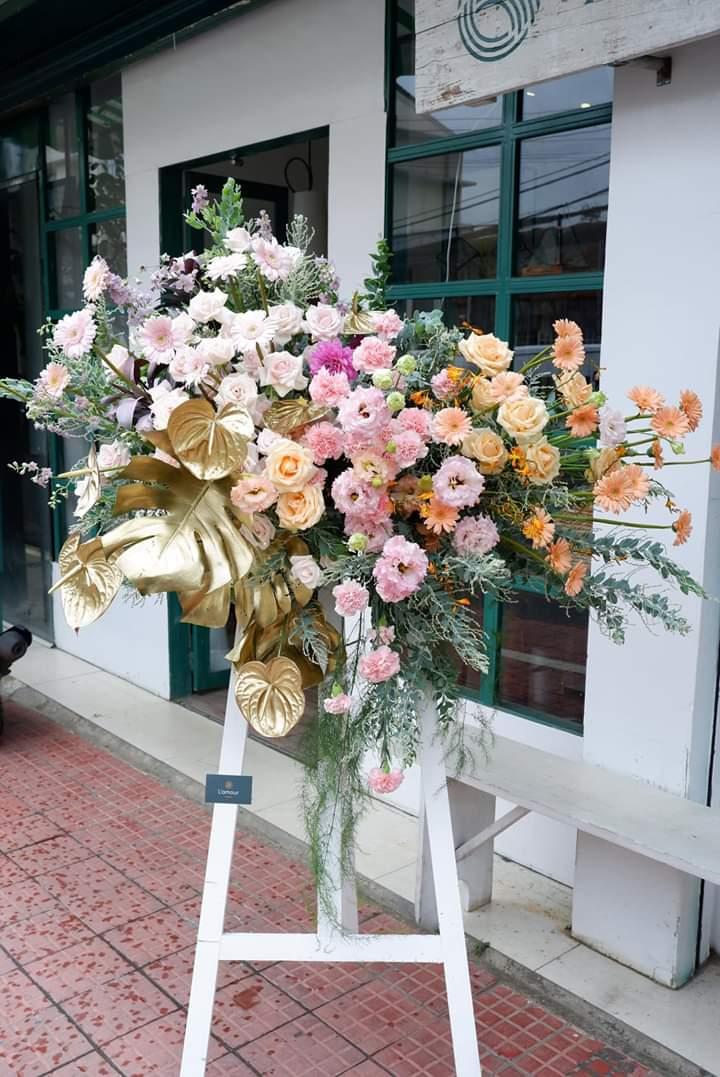Tiệm hoa tươi Bình Thủy