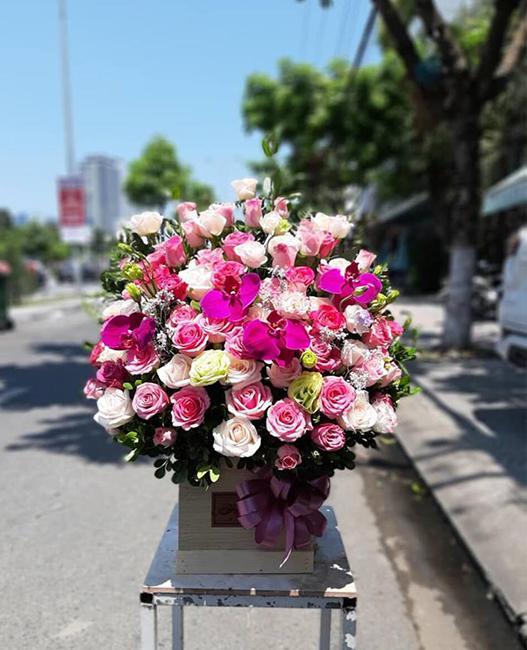 Tiệm hoa tươi Phong Điền
